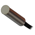 Cylindrical Smooth 6.5mm Dia Inductive Proximity Sensor BIT6.5-18